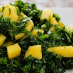 Kale and Mango Salad